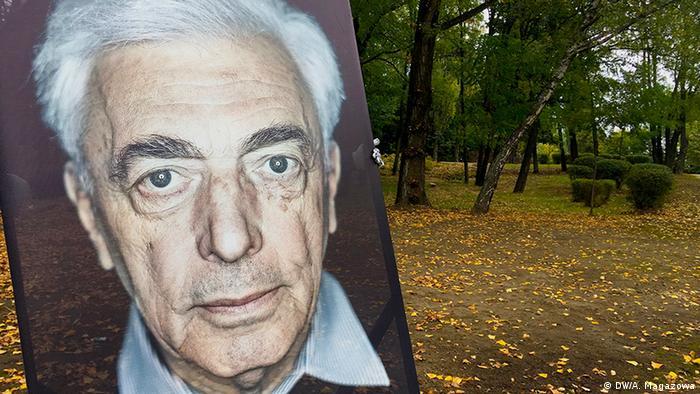 Ukraine Gedenkstätte Babi Jar bei Kiew (DW/A. Magazowa)