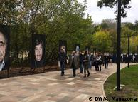 Die Gedenkstätte Babyn Jar bei Kiew