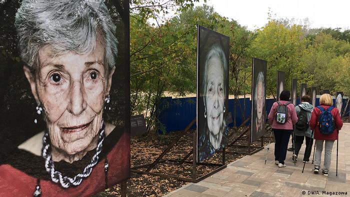 Ukraine Gedenkstätte Babi Jar bei Kiew