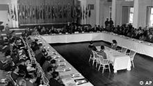 Währungs- und Finanzkonferenz in Bretton Woods