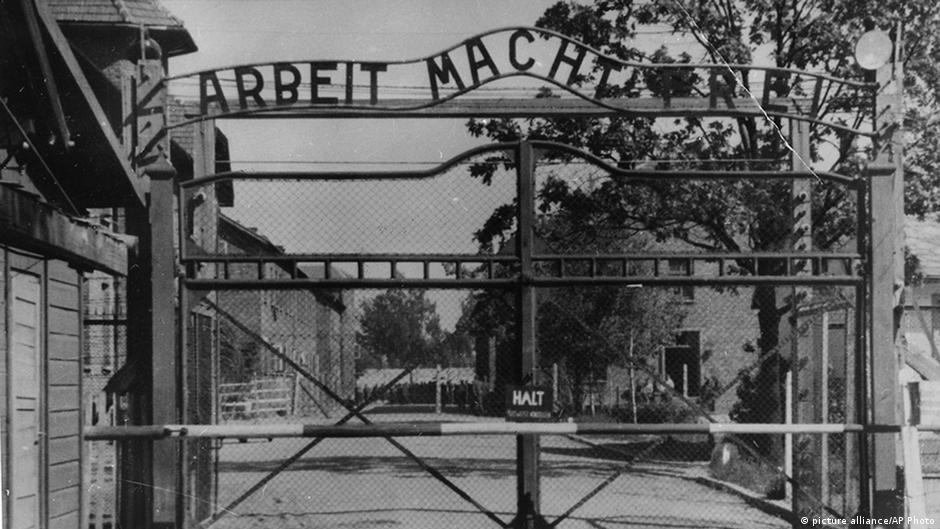 Польша опубликовала список эсэсовцев, охранявших концлагерь Освенцим   DW   30.01.2017