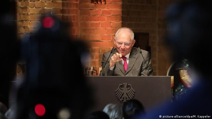 Festakt 10 Jahre Deutsche Islam Konferenz (picture-alliance/dpa/M. Kappeler)