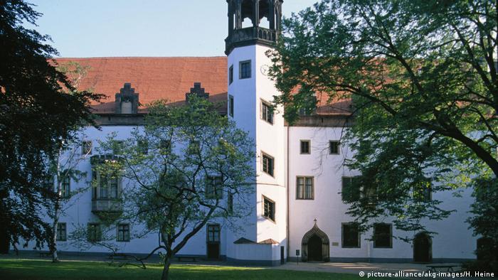 Deutschland Lutherstadt Wittenberg Lutherhaus (picture-alliance/akg-images/H. Heine)