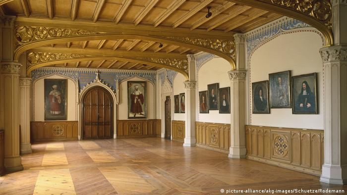 Germany Luther site Wittenberg (picture-alliance/akg-images/Schuetze/Rodemann)