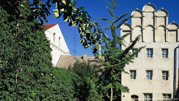 Germany Luther site Wittenberg Melanchton House (picture-alliance/DUMONT Bildarchiv)