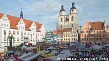 Deutschland Lutherstadt Wittenberg Reformationstag