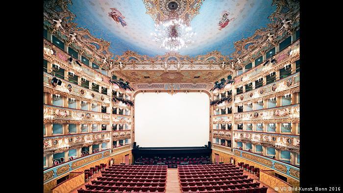 Teatro La Fenice di Venezia II 2011 Candida Höfer
