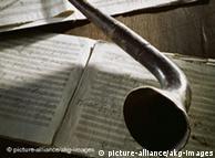 O aparelho de surdez do compositor