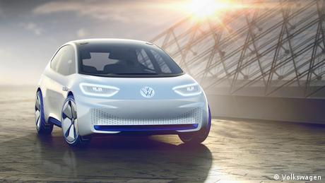 Volkswagen Showcar I.D. (Volkswagen)