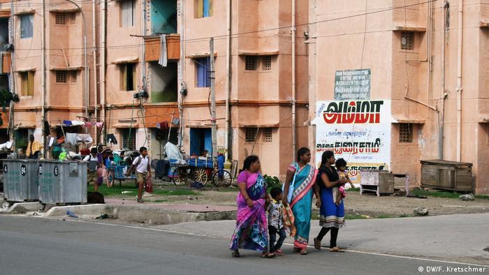 Indien Ort Tamil Nadu Alkoholismus