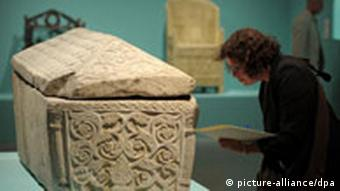 Ausstellung Rom und die Barbaren