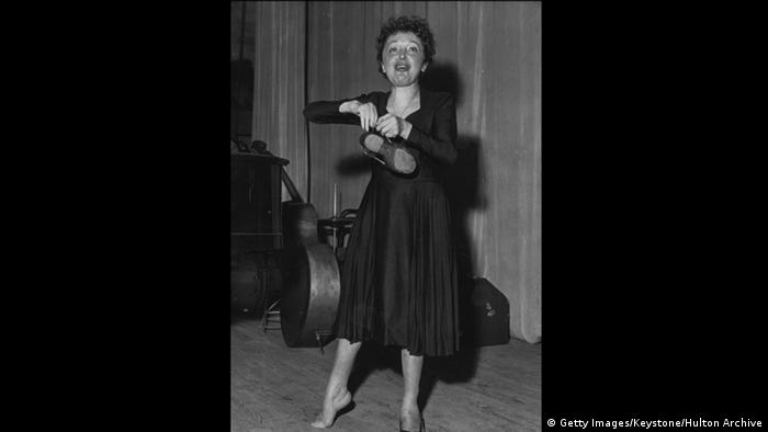 Edith Piaf (Getty Images/Keystone/Hulton Archive)
