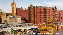 Bildergalerie Miniatur Wunderland Hamburg