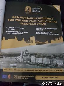 EU Poster European Bond Program