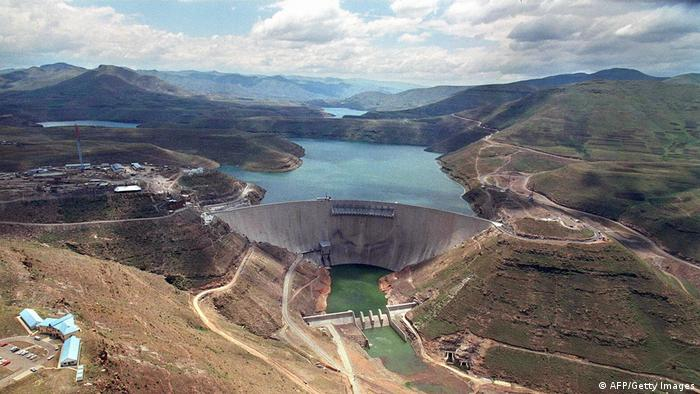 Lesotho Highlands Water Project (AFP/Getty Images)