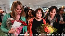 Iran Freilassung Homa Hoodfar (picture-alliance/AP Photo/The Canadian Press/R. Remiorz)