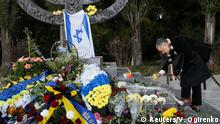 Gedenkstätte für die Opfer des Massakers von Babyn Jar