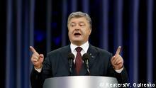 Ukraine Gedenken an Massaker von Babi Jar - Präsident Petro Poroschenko