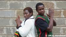Learning by Ear - Crime Figthers Produktion in Nairobi (DW/A. Gensbittel)