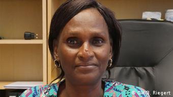 Burkina -Faso Mariam Diallo Vorsitzende von UMPL