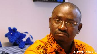 Burkina -Faso Rene Millogo Vorsitzende der PASMEP