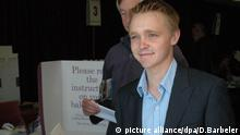 Australier wählen neues Parlament Wyatt Roy (picture alliance/dpa/D.Barbeler)