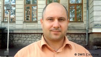 Victor Parlicov, expert economic la Chişinău