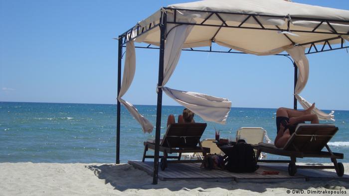 Griechenland Tourismus Village Hotel