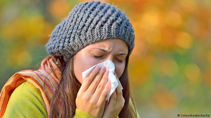 Grippe Herbst Symbolbild