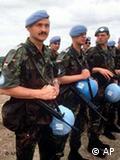 Γερμανοί στρατιώτες σε διεθνείς αποστολές του ΟΗΕ.