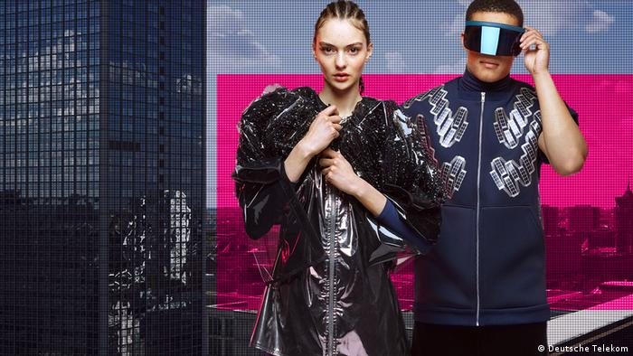 Проект Fashion Fusion Deutsche Telekom