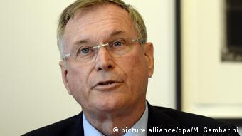 Bundestag Vice President Johannes Singhammer