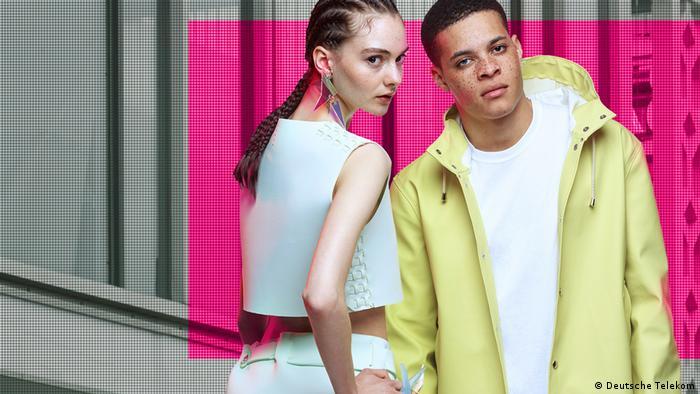 Fashion Fusion by Deutsche Telekom Lena Voutta Martijn van Strien (Deutsche Telekom)