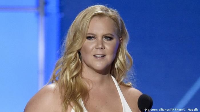 Amy Schumer US Komikerin (picture-alliance/AP Photo/C. Pizzello)