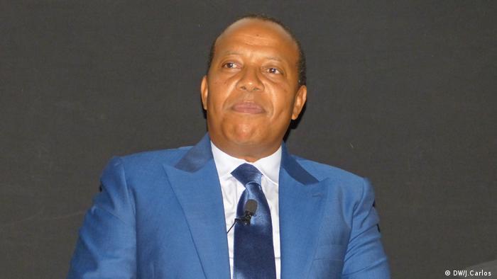 Patrice Trovoada, primeiro-ministro de São Tomé e Príncipe