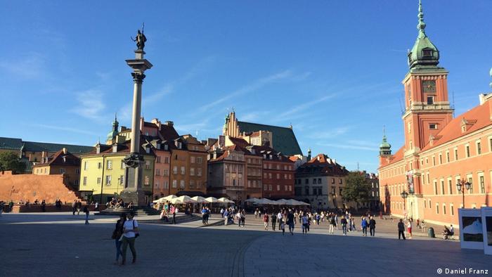 Варшава, Польща
