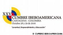 Logo Iberoamerikanischer Gipfel 2016