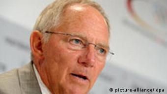 Wolfgang Schäuble (Foto: dpa)