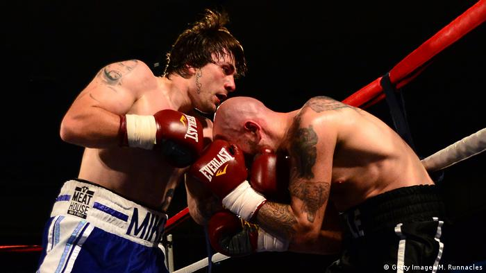 Schottland Glasgow - Mike Towell im Boxkampf gegen Danny Little (Getty Images/M. Runnacles)
