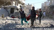 Syrien Bürgerkrieg Aleppo