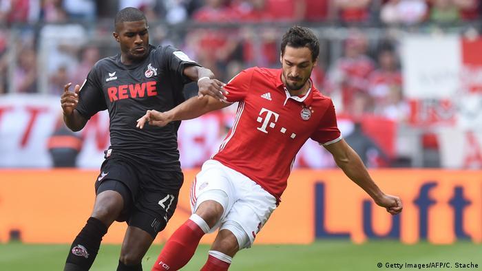 Bundesliga: Bayern stopped by Cologne, Dortmund fail to take advantage