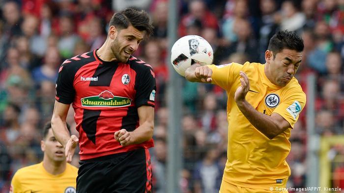 1. Bundesliga - Freiburg v Eintracht Frankfurt (Getty Images/AFP/T. Kienzle)