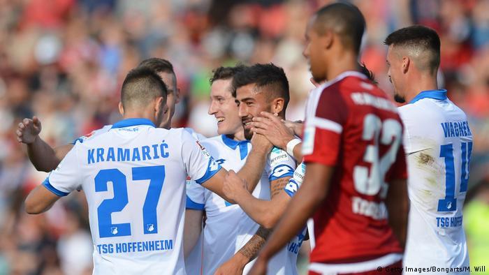Fussball Bundesliga FC Ingolstadt 04 vs. TSG 1899 Hoffenheim (Getty Images/Bongarts/M. Will)