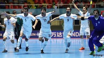تیم ملی فوتسال ایران قهرمان جام ملتهای آسیا شد
