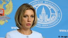 15.9.2016 *** MOSCOW, RUSSIA - SEPTEMBER 15, 2016: Russian Foreign Ministry spokesperson Maria Zakharova gives a press briefing on Russia s foreign policy. Artyom Korotayev/TASS PUBLICATIONxINxGERxAUTxONLY TS031307 Moscow Russia September 15 2016 Russian Foreign Ministry spokesperson Mary Zakharova Gives a Press Briefing ON Russia S Foreign Policy Artyom Korotayev TASS PUBLICATIONxINxGERxAUTxONLY TS031307