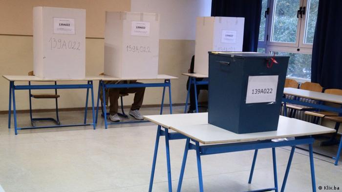 Bosnien und Herzegowina Kommunalwahlen