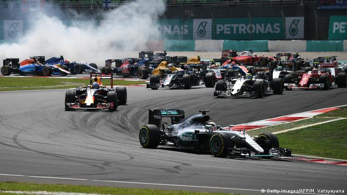 Formel 1 Grand Prix Malaysia (Getty Images/AFP/M. Vatsyayana)
