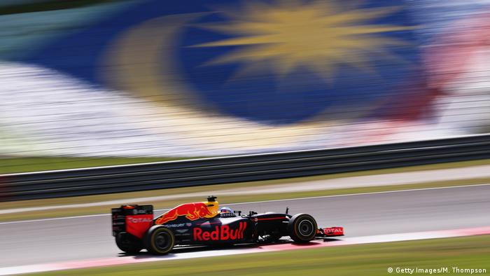 Formel Eins Grand Prix Malaysia Daniel Ricciardo (Getty Images/M. Thompson)