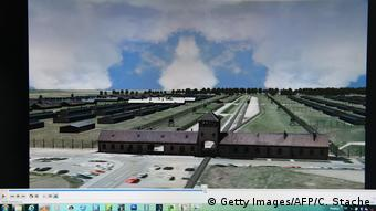 Deutschland 3D-Modell von Auschwitz