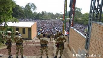 Äthiopien Tote bei Anti-Regierungs-Protesten in Bishoftu